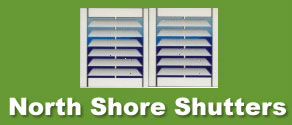 North Shore Shutters and Blinds Sydney Logo