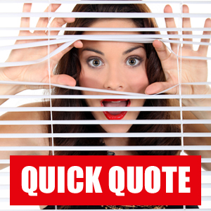 Shutters and Blinds Quick Quote